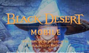 Można się już pre-rejestrować w Black Desert na iOS i Androida