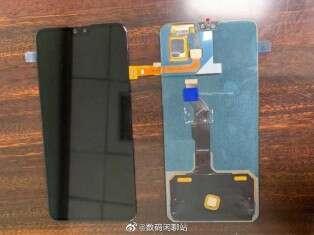 Huawei Mate 30, notch Huawei Mate 30, ekran Huawei Mate 30, wycięcie Huawei Mate 30, wycięcie w ekranie Huawei Mate 30, wyświetlacz Huawei Mate 30