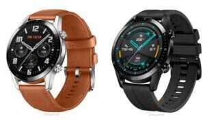 Tak będzie wyglądał Huawei Watch GT 2