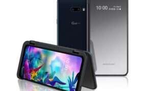 LG G8X ThinQ z dwoma ekranami