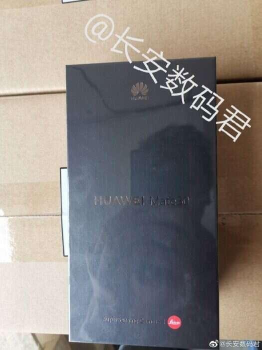 Huawei Mate 30, pudełko Huawei Mate 30, zdjęcie Huawei Mate 30, specyfikacja Huawei Mate 30, opakowanie Huawei Mate 30