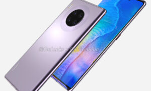 Rendery Huawei Mate 30 Pro wyciekły do sieci