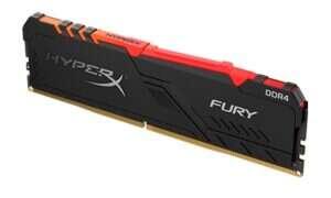 Test pamięci RAM HyperX Fury DDR4 RGB 16 GB 3200 MHz CL16