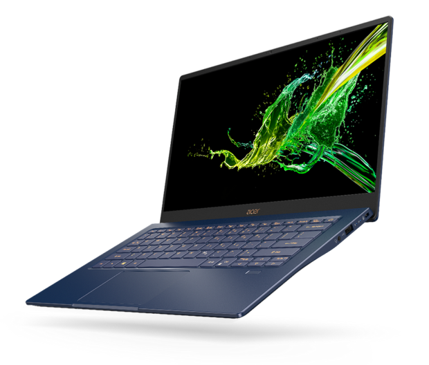 Acer Swift 5, cena Acer Swift 5, waga Acer Swift 5, specyfikacja Acer Swift 5, premiera Acer Swift 5