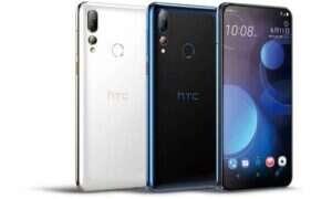 HTC prezentuje smartfon Desire 19+