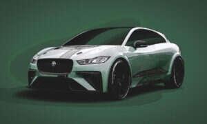 Elektryczny Jaguar I-Pace może doczekać się wersji SVR