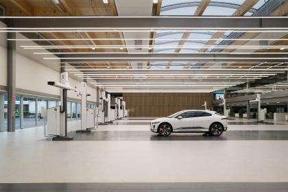 Nowe centrum projektowe Jaguar wniesie jego samochody na wyższy poziom