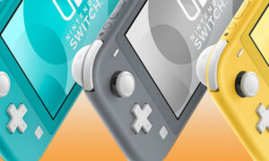 Joy-Cony Nintendo Switch Lite też się psują – tylko, że teraz są wbudowane…