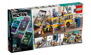Składamy Lego Hidden Side Autobus Duchozwalczacz 3000