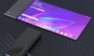 LG patentuje nowy zwijany wyświetlacz