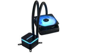 Test chłodzenia Enermax Liqmax III RGB 120 mm