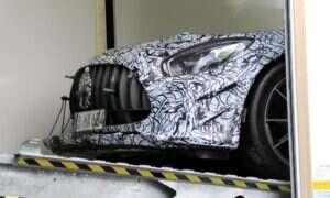 Mercedes-AMG GT R Black Series 2020 na zdjęciach