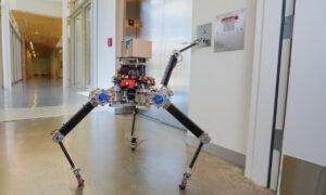 Robot ALPHRED 2 zachwyca na najnowszych pokazach