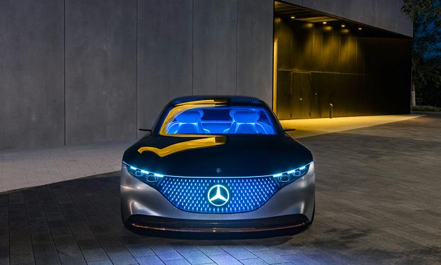 Mercedes ujawnił swój elektryczny supersamochód
