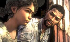Nowe wydanie gry The Walking Dead różni się graficznie