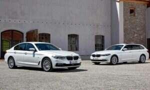 Modele BMW 520d z systemem łagodnej hybrydy