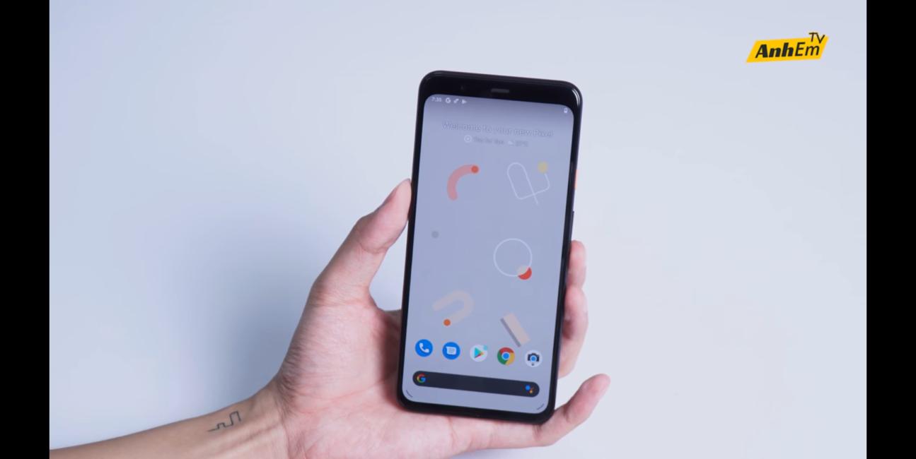 Google Pixel 4, przeciek Google Pixel 4, film Google Pixel 4, wideo Google Pixel 4, YouTube Google Pixel 4,