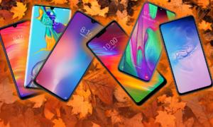 Polecane telefony – jesień 2019
