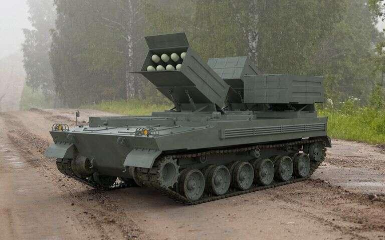Polski niszczyciel czołgów jest uznawany za szczególny