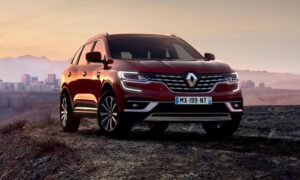 Poznaliśmy ceny nowego Renault Koleos po facelifcie