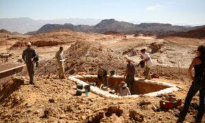 Biblijna inwazja mogła doprowadzić do rozwoju hut