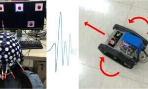 Nowe elektrody umożliwiają sterowanie urządzeniami przy pomocy myśli