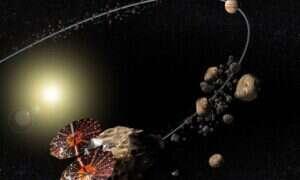Po raz pierwszy udało się zaobserwować okultację ważnej planetoidy