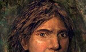 Powstał portret kobiety żyjącej 40 tysięcy lat temu