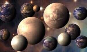 Ten symulator pozwala modelować odległe planety na przestrzeni lat