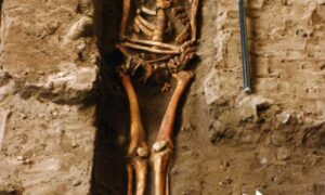 Szkockie szkielety były pochowane z dodatkowymi głowami