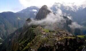 Machu Picchu mogło zostać celowo zbudowane na uskokach