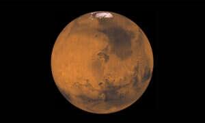 Jak wielu mieszkańców Marsa możemy wykarmić?