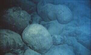 Na włoskim wybrzeżu znajdują się podwodne wulkany