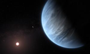 Na egzoplanecie potencjalnie zawierającej życie znajduje się woda