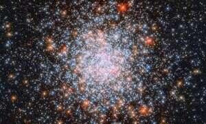W jakim wieku są gwiazdy wchodzące w skład gromady NGC 1866?