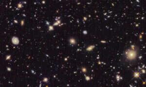 Wszechświat może być młodszy niż przewidywano