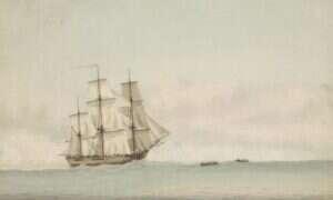 Wiadomo, gdzie znajduje się wrak słynnego statku Endeavour