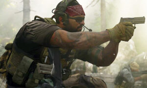 Ray Tracing w Call of Duty Modern Warfare w materiałach prosto z gry