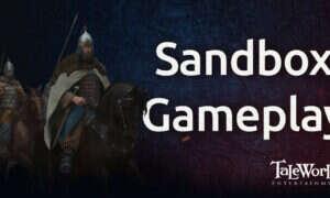Sandbox Mount & Blade II: Bannerlord da nam masę zabawy
