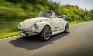 Volkswagen ogłosił program przerabiania starych garbusów na EV