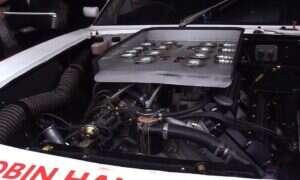 Ten Aston Martin RHAM-1 wiedział, jak rozerwać obserwatorów