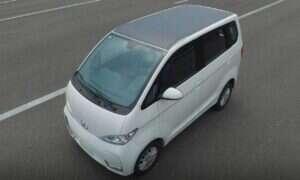 """W teorii solarny samochód """"Chinese K-Car"""" ładuje się raz na miesiąc"""