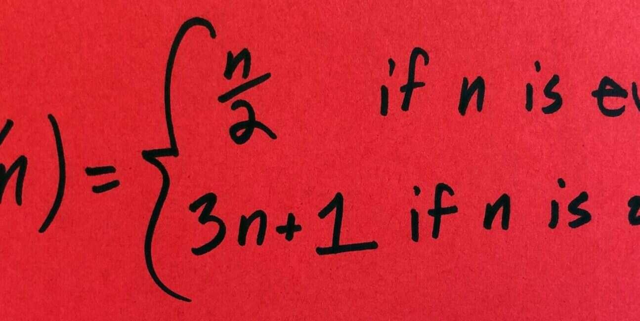 Najwybitniejszy matematyk zajął się 82-letnią zagadka matematyczną