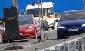 Pojedynek Tesla Model 3 i Golf R może zdziwić