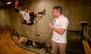 Sesja motion capture Tony Hawka, której nigdy nie wykorzystano