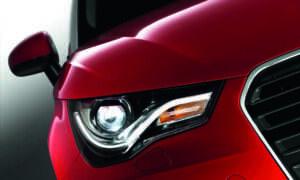 Samochody czerpią garściami z technologii LED