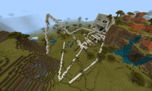 Społeczność Minecrafta buduje… martwe postacii