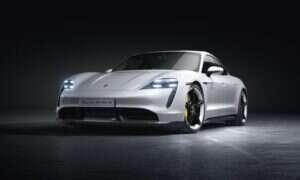 Układ hamulcowy w elektrycznym Porsche Taycan nie jest przypadkiem