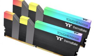 Thermaltake prezentuje pamięci Toughram RGB