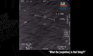 Wiarygodność tych nagrań UFO potwierdziła Marynarka Wojenna USA